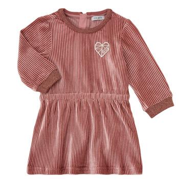 衣服 女孩 短裙 Ikks XR30120 玫瑰色