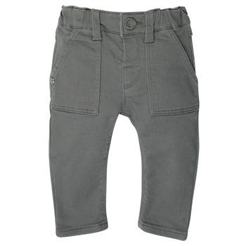 衣服 男孩 紧身牛仔裤 Ikks XR29061 绿色