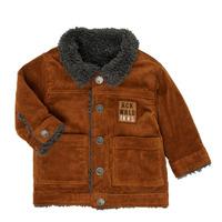 衣服 男孩 夹克 Ikks XR40051 棕色