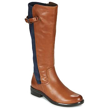 鞋子 女士 都市靴 Caprice 25504-387 棕色 / 蓝色