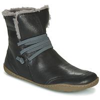 鞋子 女士 短筒靴 Camper 看步 PEU CAMI 黑色