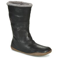 鞋子 女士 都市靴 Camper 看步 PEU CAMI 黑色