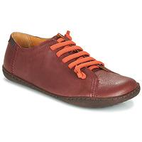鞋子 女士 德比 Camper 看步 PEU CAMI 波尔多红