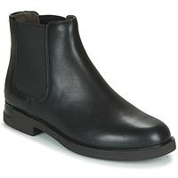 鞋子 女士 短筒靴 Camper 看步 IMN0 黑色