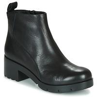鞋子 女士 短靴 Camper 看步 WND0 黑色