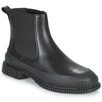 鞋子 女士 短筒靴 Camper 看步 PIX1 黑色