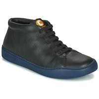 鞋子 男士 德比 Camper 看步 PEU TOURING 黑色