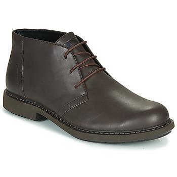 鞋子 男士 短筒靴 Camper 看步 MILX 棕色