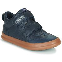鞋子 儿童 球鞋基本款 Camper 看步 POURSUIT 海蓝色