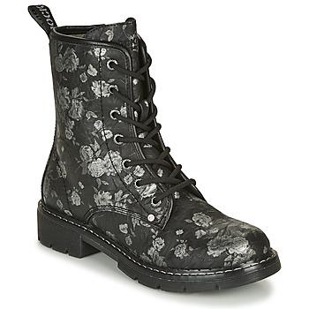 鞋子 女士 短筒靴 Dockers by Gerli 45PN201 黑色