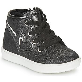 鞋子 女孩 高帮鞋 Chicco FLAMINIA 黑色