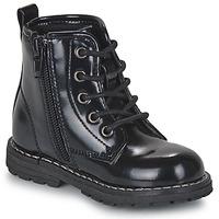 鞋子 女孩 短筒靴 Chicco COLLES 黑色