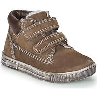 鞋子 男孩 高帮鞋 Chicco CLAY 棕色