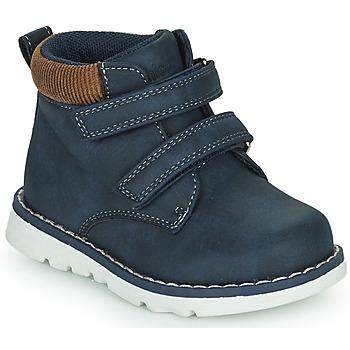 鞋子 男孩 高帮鞋 Chicco FLOK 蓝色