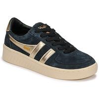 鞋子 女士 球鞋基本款 Gola GRANDSLAM PEARL 黑色 / 金色