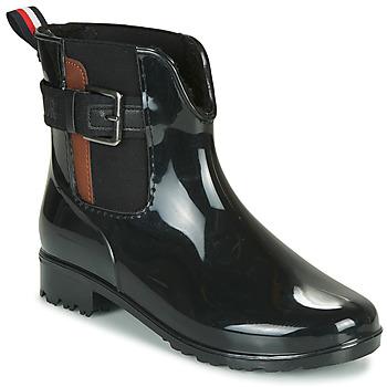 鞋子 女士 雨靴 Tom Tailor 汤姆裁缝  黑色