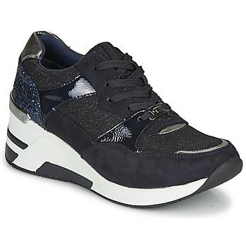 鞋子 女士 球鞋基本款 Tom Tailor 汤姆裁缝  蓝色