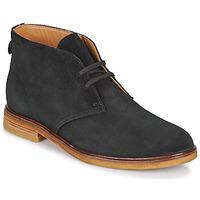 鞋子 男士 短筒靴 Clarks 其乐 CLARKDALE DBT 黑色