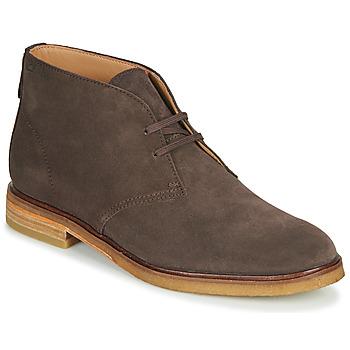 鞋子 男士 短筒靴 Clarks 其乐 CLARKDALE DBT 棕色