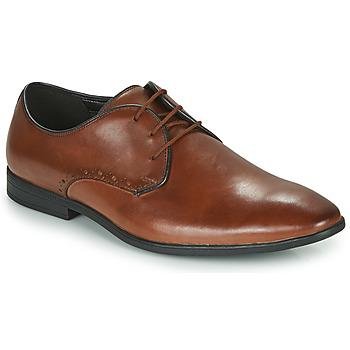 鞋子 男士 德比 Clarks 其乐 BAMPTON PARK 驼色