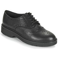 鞋子 女士 德比 Clarks 其乐 WITCOMBE ECHO 黑色