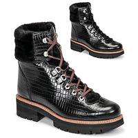 鞋子 女士 短筒靴 Clarks 其乐 ORIANNA HIKER 黑色