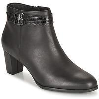 鞋子 女士 短靴 Clarks 其乐 KAYLIN60 BOOT 黑色