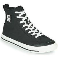 鞋子 男士 高帮鞋 Diesel 迪赛尔 S-ASTICO MID CUT 黑色