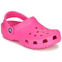 鞋子 儿童 洞洞鞋/圆头拖鞋 crocs 卡骆驰 CLASSIC KIDS 玫瑰色