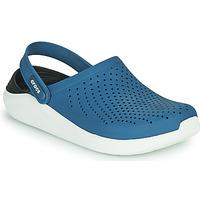 鞋子 洞洞鞋/圆头拖鞋 crocs 卡骆驰 LITERIDE CLOG 蓝色