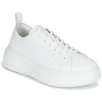鞋子 女士 球鞋基本款 EMPORIO ARMANI EAX PROMNA 白色