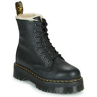 鞋子 女士 短筒靴 Dr Martens JADON FL 黑色