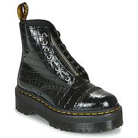 鞋子 女士 短筒靴 Dr Martens SINCLAIR 黑色 / Croc