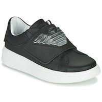 鞋子 儿童 球鞋基本款 Emporio Armani XYX014-XOI08 黑色