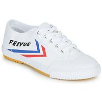 鞋子 球鞋基本款 Feiyue 飞跃 FE LO 1920 白色 / 蓝色 / 红色