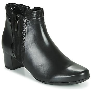 鞋子 女士 短靴 Gabor 嘉宝 5282857 黑色