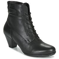鞋子 女士 短靴 Gabor 嘉宝 5564427 黑色