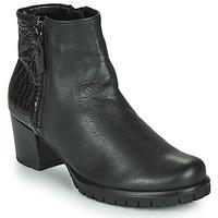 鞋子 女士 短靴 Gabor 嘉宝 5665367 黑色