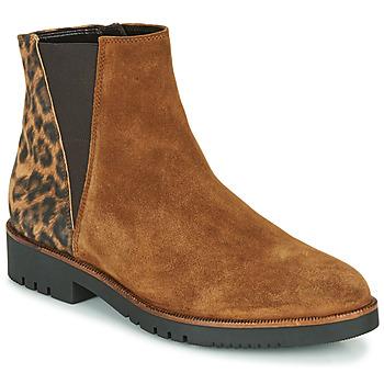 鞋子 女士 短靴 Gabor 嘉宝 5658143 棕色