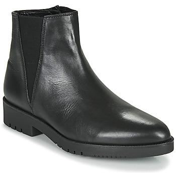 鞋子 女士 短靴 Gabor 嘉宝 5658157 黑色