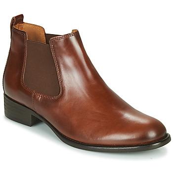 鞋子 女士 短靴 Gabor 嘉宝 5164020 驼色