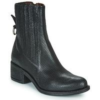 鞋子 女士 短筒靴 Airstep / A.S.98 OPEA CHELS 黑色