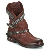 鞋子 女士 短筒靴 Airstep / A.S.98 TIAL FOGLIE 棕色