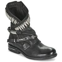鞋子 女士 短筒靴 Airstep / A.S.98 TIAL FOGLIE 黑色
