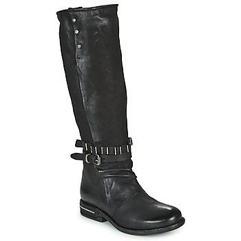 鞋子 女士 都市靴 Airstep / A.S.98 TEAL HIGH 黑色