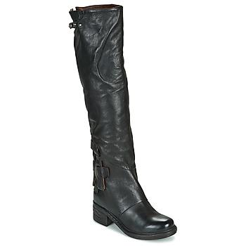 鞋子 女士 都市靴 Airstep / A.S.98 NOVA 17 HIGH 黑色