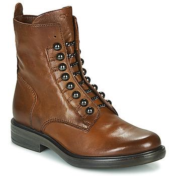 鞋子 女士 短筒靴 Mjus CAFE STYLE 驼色