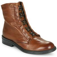 鞋子 女士 短筒靴 Mjus PALLY 棕色