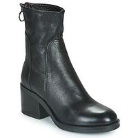 鞋子 女士 短靴 Mjus KIKKA 黑色