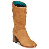 鞋子 女士 都市靴 Mjus TUA 米色